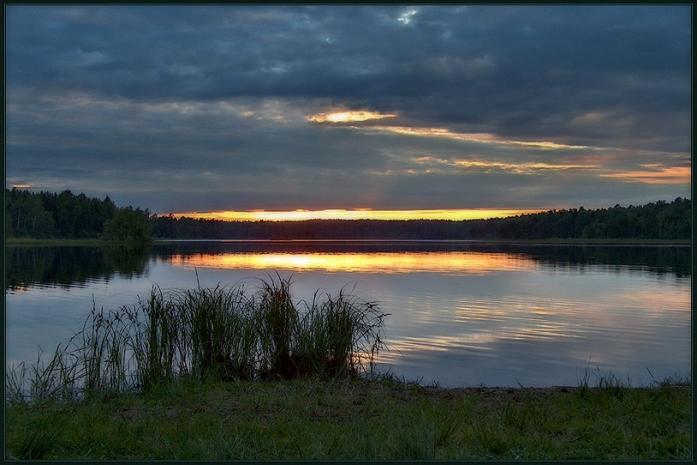 Woodland на Медном озере