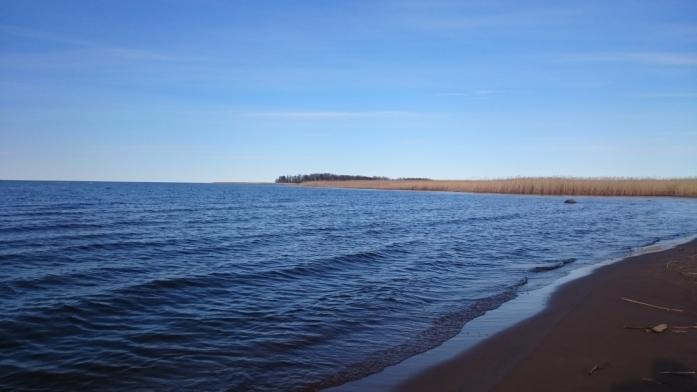 Ладожский пляж